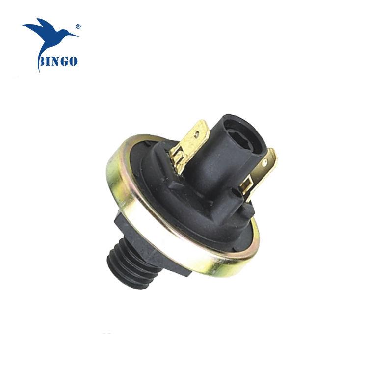 Miniaturní tlakový spínač 15-2500 mbar