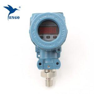 Čína 4-20mA rs485 hart inteligentní snímač tlaku