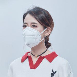 n95 jednorázová chirurgická maska odolná proti kapičkám
