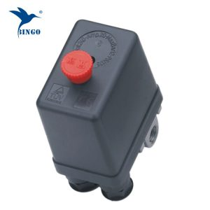 Ovládací ventil tlakového spínače vzduchového kompresoru