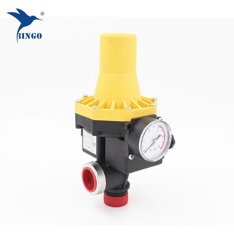 Automatické řízení tlaku pro čerpadlo