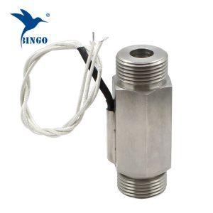 """G1 """"DN25 300V magnetický průtokový spínač z nerezové oceli pro ohřívač vody"""