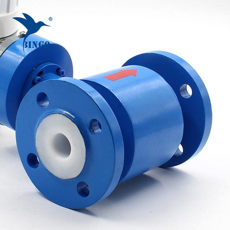 DN80 až DN600 Elektromagnetický průtokoměr