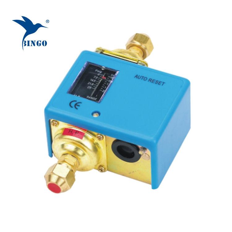Diferenční spínač automatického řízení tlaku s nízkým vzduchem