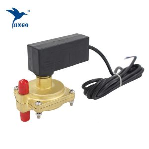 Přepínač průtoku vody s diferenčním tlakem