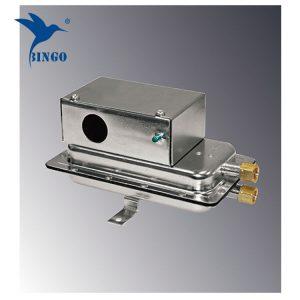 určený pro tlakový spínač citlivý na vzduchotechniku