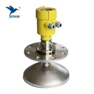 vysokofrekvenční 4-20mA výstupní radarový vysílač pro silný prach