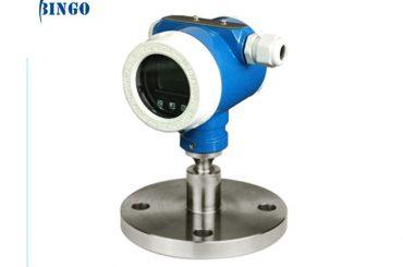 Průmyslový inteligentní snímač tlaku s 316L přírubou a membránou