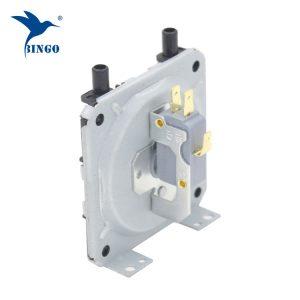 nízkotlaký diferenciální tlakový spínač pro páru, kotel, ohřívač vody