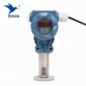 vysoce kvalitní sanitární proplachovací membránový snímač tlaku