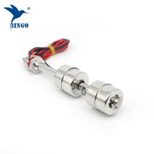 nerezová ocel 500 mm 2 snímač hladiny vodní hladiny vertikální plovákový spínač