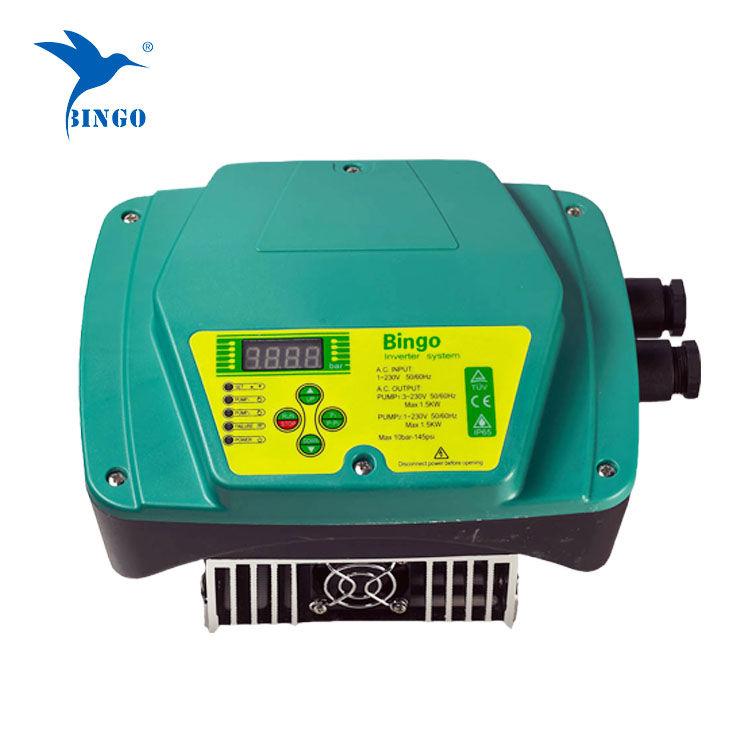 Tlakový střídač s vodotěsnou konstantní tlakovou rychlostí s proměnnou rychlostí