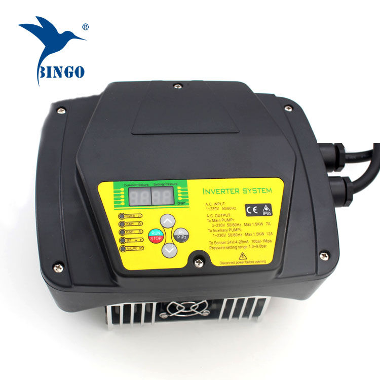 inteligentní regulátor tlaku střídače vody