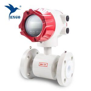 inteligentní a nízkonapěťový elektromagnetický průtokoměr, slavný výrobce průtokoměru značky vody.