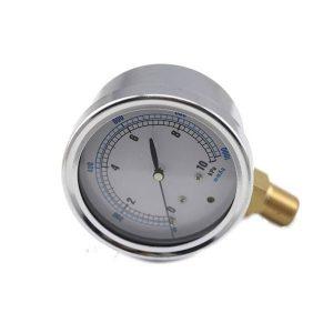 mikroprocesorový tlakoměr
