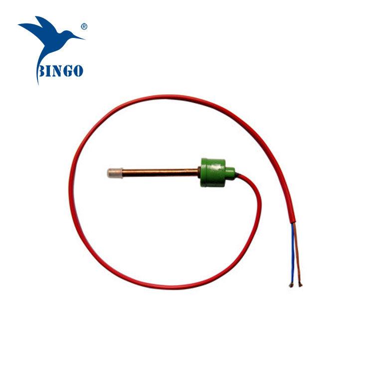 rychlé připojení Automatické vynulování tlakového spínače Microw