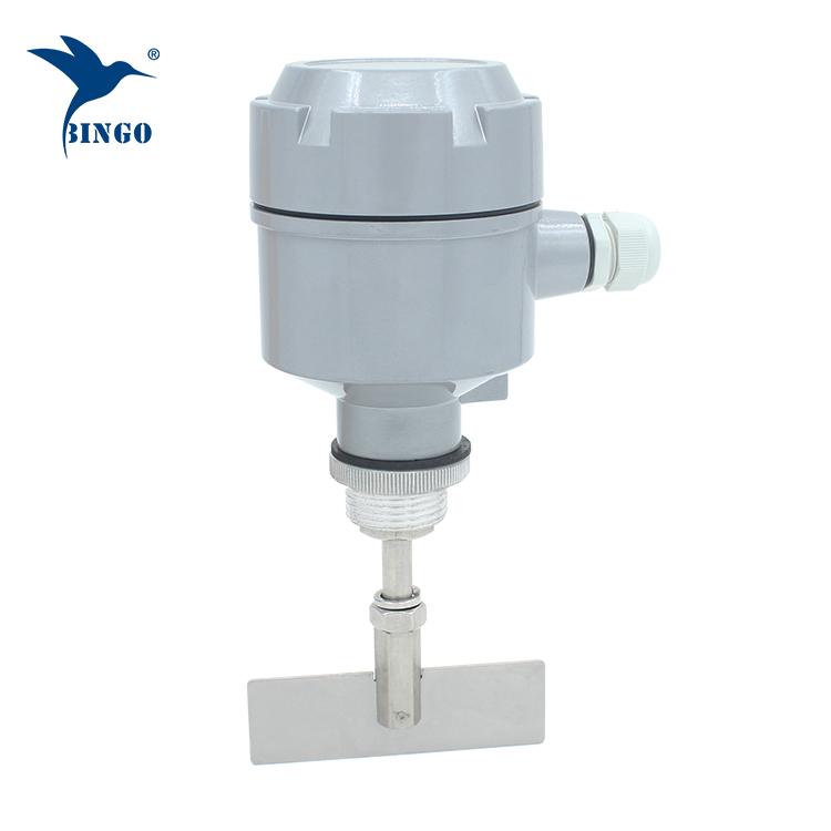 rotační přepínače hladin padáku pro pevné látky, rotační přepínač